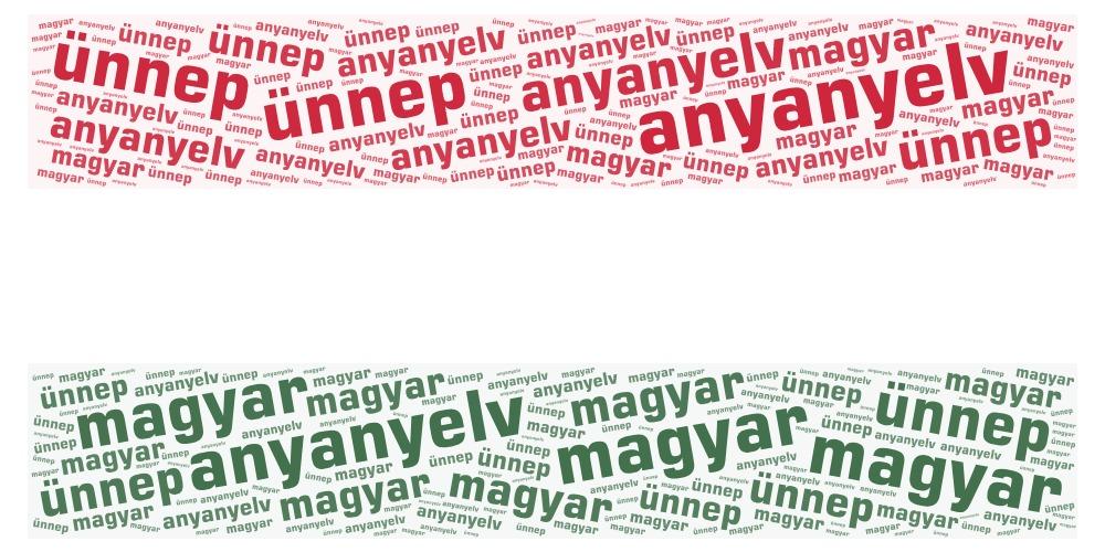 Február 21-én anyanyelvünket ünnepeljük