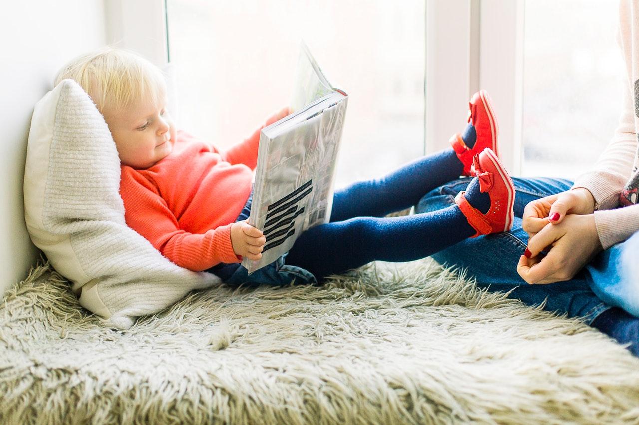 Verseskönyv a gyermekszobában